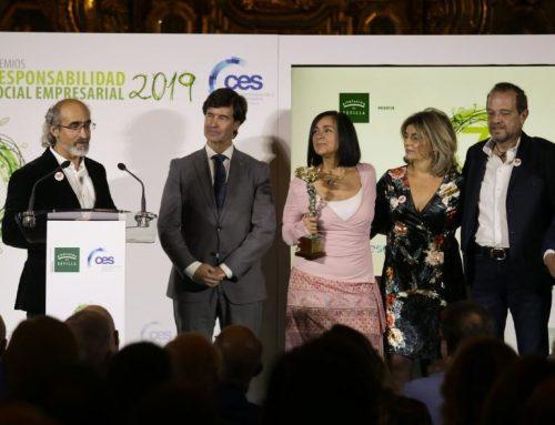 Softcom y Red integral solidaria recibieron el Premio a la Mejor Iniciativa en RSE