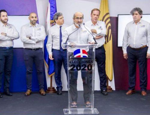 Antonio Gil, Auditor jefe en el proyecto de Alhambra Eidos para la Junta Central Electoral en República Dominicana