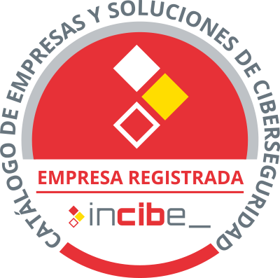 Incibe Empresa Registrada
