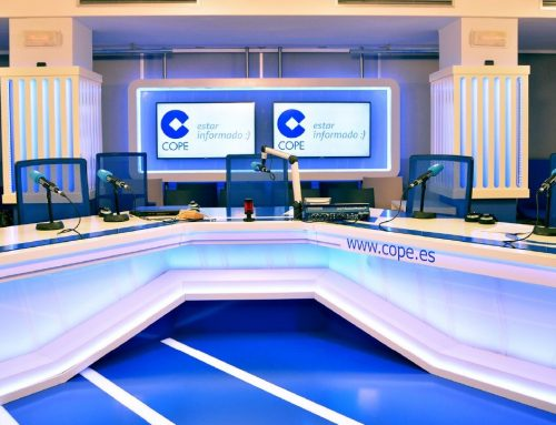 Entrevista en COPEMalagahablando de Ciberestafa al CEO y Microsoft
